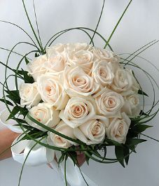 Essex Rose Bridal Bouquet